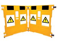 Super-Gards safety guard / barriers (pair)