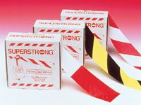 Superstrong hazard tape 70mm x 500m
