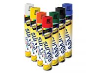 Survey Spray Paint, Pack of 6