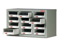 Topdrawer cabinet c/w 12 drawers 72kg capacity