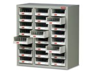 Topdrawer cabinet c/w 24 drawers, 144kg capacity