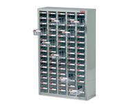Topdrawer cabinet c/w 75 drawers, 247.5kg capacity