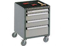 Treston Heavy duty 4 drawer Mobile Workbench Cabinet