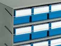 Treston Storage Bin Cabinet Retaining Bars