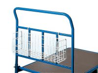 Wire Basket accessory for Modular Trolleys