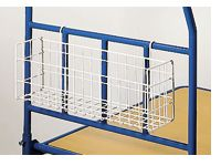 Fetra Wire basket (with trolley)*