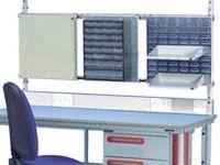 Workstation Accessory Rails (pair)